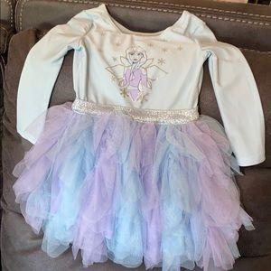 Frozen 2 toddler dress